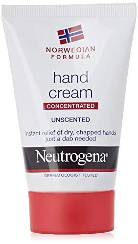 Neutrogena Norwegische Formel Handcreme, unparfümiert, 50 ml