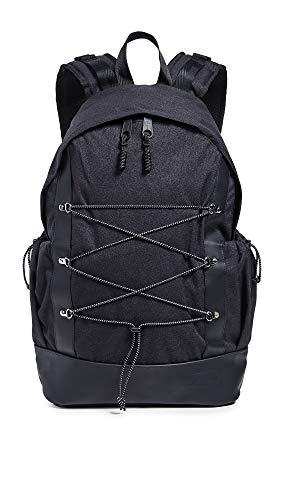Eastpak Men's Padded Rugged Backpack, Black, One Size