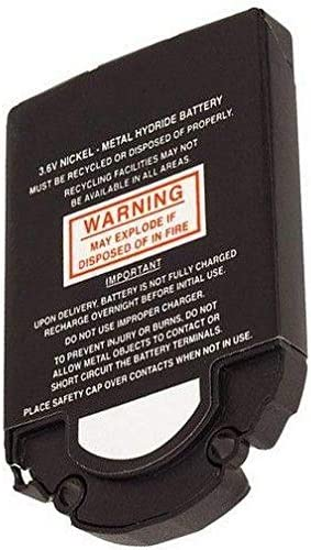 Selling rankings Replacement for Motorola HNN9720A Battery Rechargeable R Two Way overseas