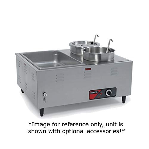 Why Should You Buy Nemco 6060A Mini Steam Table, 27-1/2 x 24-1/2 x 12-1/2
