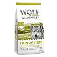 Enriched with fruits of the forest (mixed berries), wild herbs and roots 100% grain and gluten free recipe Suitable for dogs with grain allergies No artificial preservatives, colours or aromas High meat content, min. 61% Lots of fresh meat (min. 41%)...