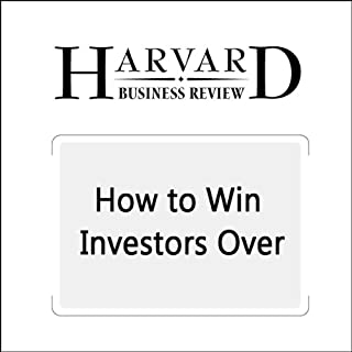 How to Win Investors Over (Harvard Business Review) cover art
