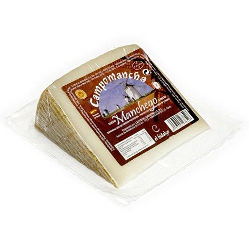 Fromage Manchego pur Brebis curado 250 Grs - Campomancha
