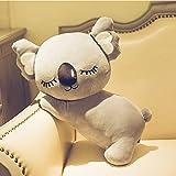Oso de peluche Koala, linda chica koala, peluche, muñeca de dibujos animados, muñeca de trapo para niños