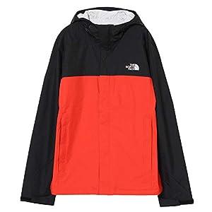 [ノースフェイス] ジャケット マウンテンパーカー メンズ レディース THE NORTH FACE M レッド×ブラック(WU5) [並行輸入品]