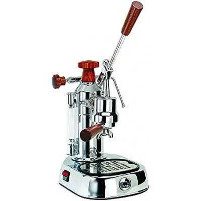 Handhebel-Siebträgermaschine LA Pavoni Kolben Espressomaschine Europiccola Lusso