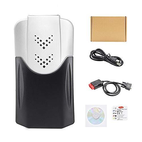 BOXED Delphi DS-150 Diagnosegerät Auto,Obd2 Diagnosegerät Bluetooth,Bluetooth-Auto-LKW-PKW-Fehlerdiagnoseinstrument OBD-II Diagnosewerkzeuge