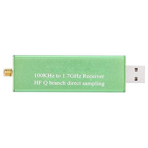 【𝐖𝐞𝐢𝐡𝐧𝐚𝐜𝐡𝐭𝐬𝐠𝐞𝐬𝐜𝐡𝐞𝐧𝐤】 Stabiler RTL2832, RTL.SDR-Kommunikationssystem USB-Empfänger Full Band Tuner, Amateurfunk Amateurfunkempfänger für Linux Win