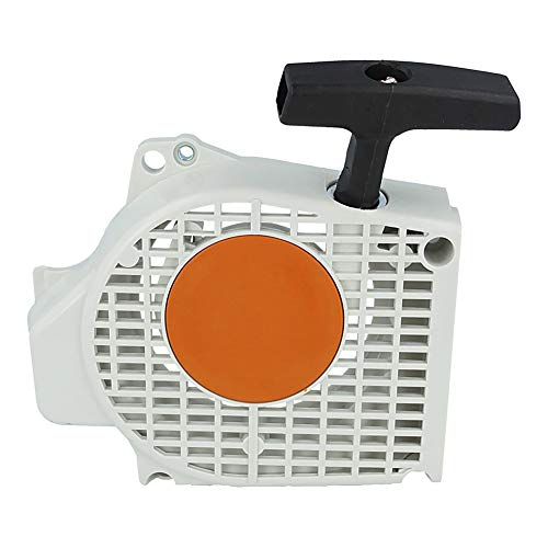 NewJ's Recoil Rewind Pull Starter Fit for STIHL 020 020T MS200T MS200 Chainsaw Parts Part NO. 1129 080 2105
