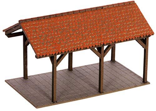NOCH 14355 - Carport, Sonstige Spielwaren