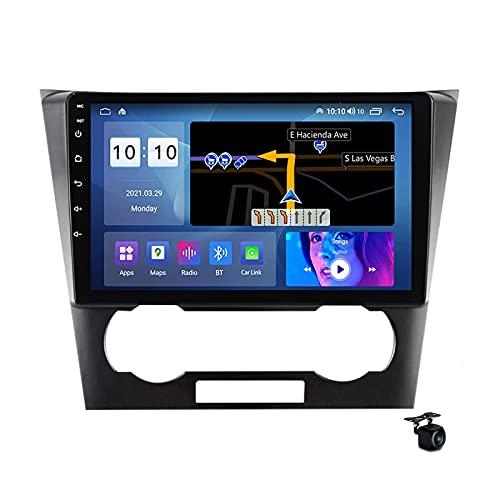 Coche estéreo Android 10.0 Radio SAT NAV para Chevrolet EPICA 2006-2012 GPS Navigation 9 '' IPS Pantalla táctil de IPS 2 DIN Multimedia Video Player FM Receptor con 4G 5G WiFi SWC Carplay,M300s