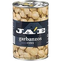 Garbanzos Legumbre Cocida  - Paquete de 6 x 250 gr