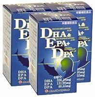DHA&EPA+DPA【3本セット】ミナミヘルシーフーズ