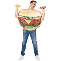 Vegaoo - Disfraz Hamburguesa Adulto - Única