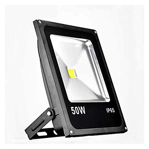 TTW Floodlight LED Blanco cálido/frío 10W / 20W / 30W / 50W AC85-265V Impermeable IP65 COB Floodlight Foco Lámpara de jardín de Pared al Aire Libre