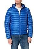 JOTT Nic down jacket nico with long sleeve, Bleu Roi, L para Hombre