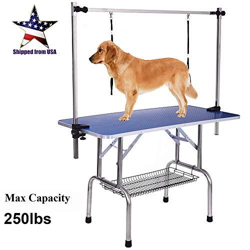 Gelinzon Professional Dog Grooming Table
