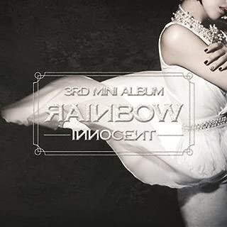 Rainbow - [INNOCENT] 3rd Mini Album CD Package K-POP Sealed