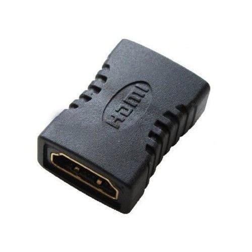 Empalme HDMI hembra Negro, Cablepelado®