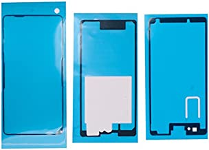 BisLinks for Sony Xperia Z1 Compact Mini LCD Screen Middle Frame Glass Panel Adhesive Set Replacement