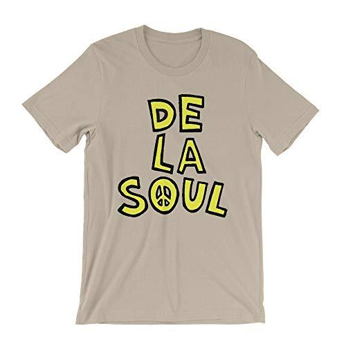 De La Soul T Shirt - Golden Era hip hop is Dead 3 feet high and Rising 90's 80's