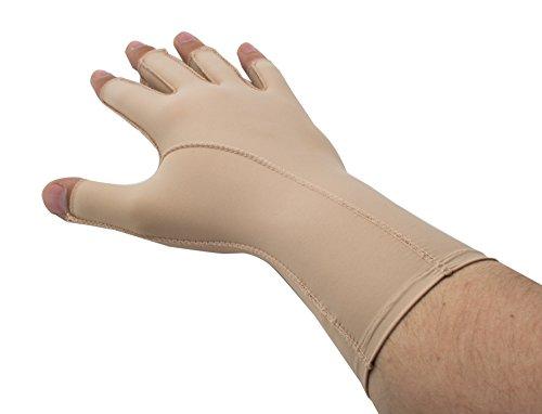 EDEMA Medium | 3/4 Finger | Ödem Handschuh | verschiedene Größen | 2 Farben |...