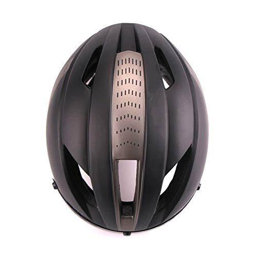 lliang Casque de Vélo Casque de vélo Aero Lunettes Casque de Route Sécurité Sportive in-Mold Casque Riding Mens Time-Trial Cycling Helmet