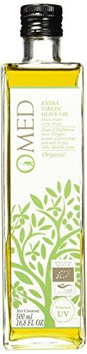 O-MED Bio Natives Olivenöl Extra Hojiblanca, 1er Pack (1 x 500 ml)