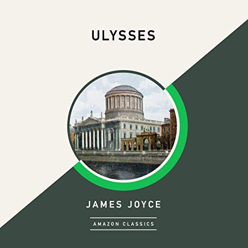 Ulysses (AmazonClassics Edition) audiobook cover art