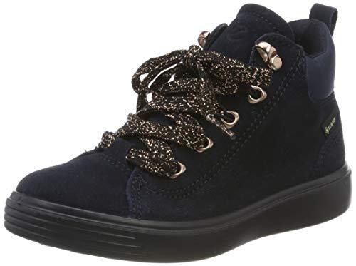 ECCO Mädchen S7 Teen Hohe Sneaker, Blau (Night Sky 5303), 32 EU