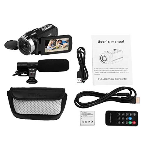 1080p HD Camcorder On A Budget