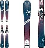 Rossignol Experience 80 Ci/Xpress 11 GW Ski Package Womens Sz 150cm
