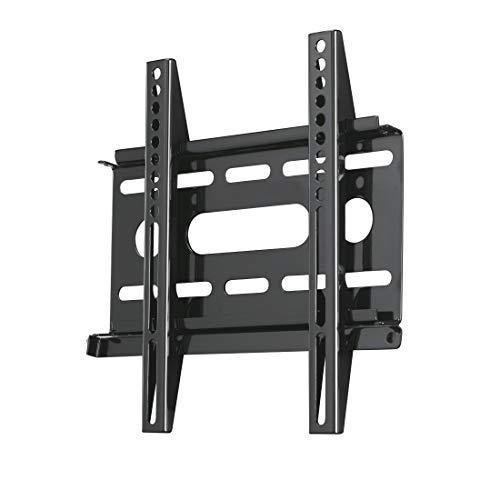 Hama TV-Wandhalterung für 48 - 94 cm Diagonale (19 - 37 Zoll), für max. 25 kg, VESA bis 200 x 200, schwarz