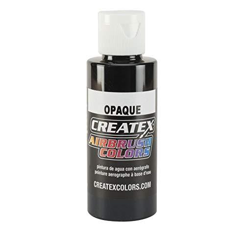 Airbrush Paint - Createx Airbrush Colors - 5211 Opaque Black (120ml | 4oz)