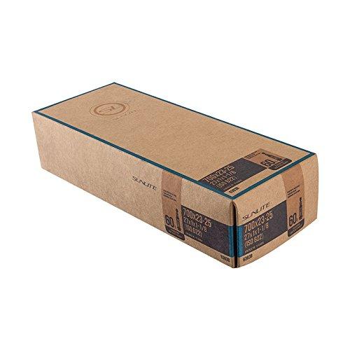 Sunlite Thorn Resistant Presta Valve, 700x18-23 PV60/THRD/RC (27x1) FFW 4.3mm