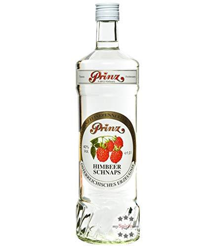 Prinz: Himbeer-Geist / 40% Vol. / 1,0 Liter