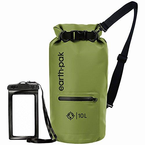 Earth Pak Torrent Serie Dry Bag wassersdichte Tasche mit verstellbarem Schultergurt und...