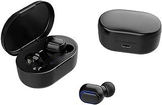$45 » Sponsored Ad - WRKK Wireless Bluetooth Headset TWS Sports Headset e-Sports Gaming Headset Black