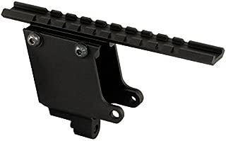 Ultimate Arms Gear Tactical Aluminum No Gunsmithing Weaver Picatinny Rail Pistol Scope..