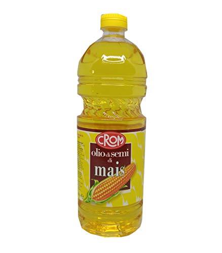 Olio di mais in pet da 1 L. x 6 bottiglie Crom