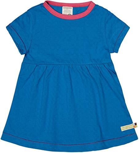 loud + proud meisjes Kinderjurk Kleid mit Jacquard-Muster