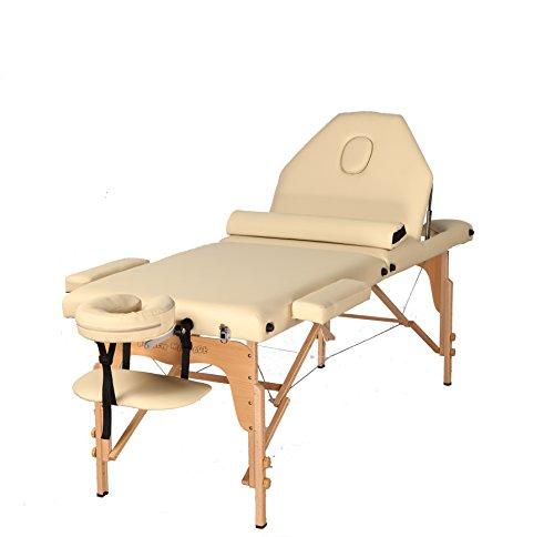 The Best Massage Table 3 Fold Reiki Portable Massage Table Free Half...
