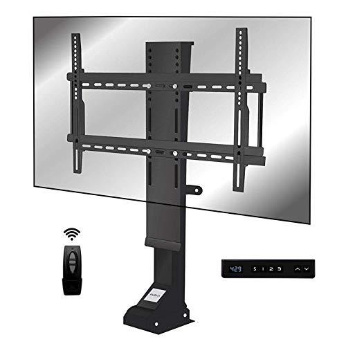 I-NOVA - Supporto TV motorizzato, solleva televisori da 32 -70 , 820 mm X8SB, 3 memorie di posizione, ultra silenzioso, tastiera intelligente, peso massimo supportato 70 kg