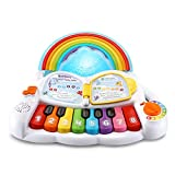 LeapFrog Learn and Groove Rainbow Lights Piano, Multicolor