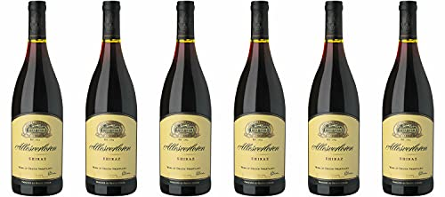 Allesverloren Wine Estate Allesverloren Shiraz Swartland 2018 Wein (6 x 0.75 l)
