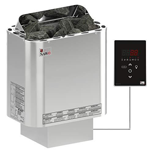 Sawo Nordex Ni2 8kW Elektrischer Saunaofen mit Steuerung Sawo Saunova