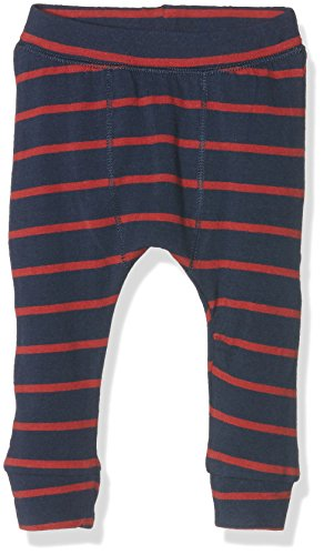 NAME IT NITSILE LONG JOHN MZNB GER, Pantalon Bébé garçon, Multicolore (Brick Red), 68