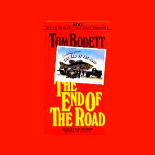 The End of the Road audiobook cover art