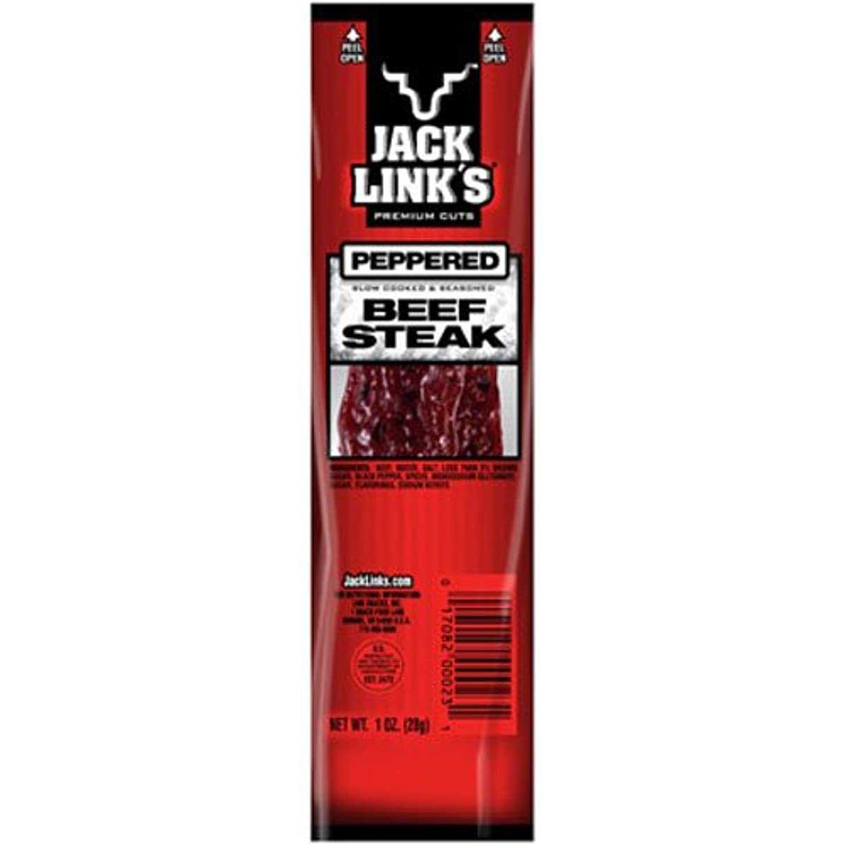 Jack Links 02028 Beef Steaks