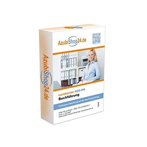 Prüfungswissen Buchführung Lernkarten ADD-ON Prüfung Buchführung: Prüfungsvorbereitung Buchführung Prüfung Buchführung: Prüfungsvorbereitung auf die Abschlussprüfung